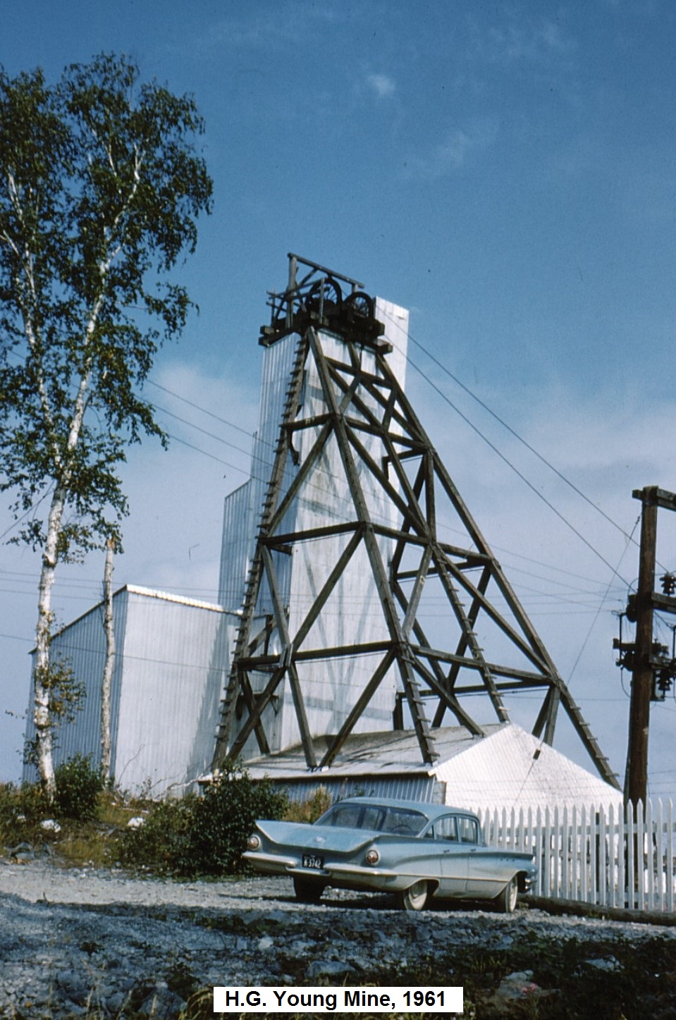 H.G. Young Mine, Red Lake District