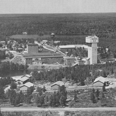 Madsen Mine, Red Lake - Madsen