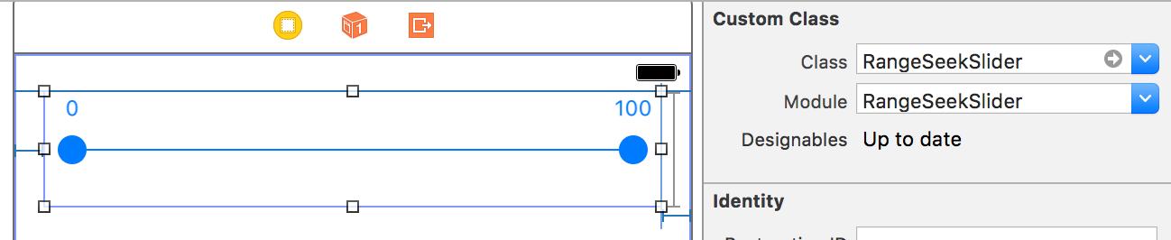 Interface Builder Module Screenshot