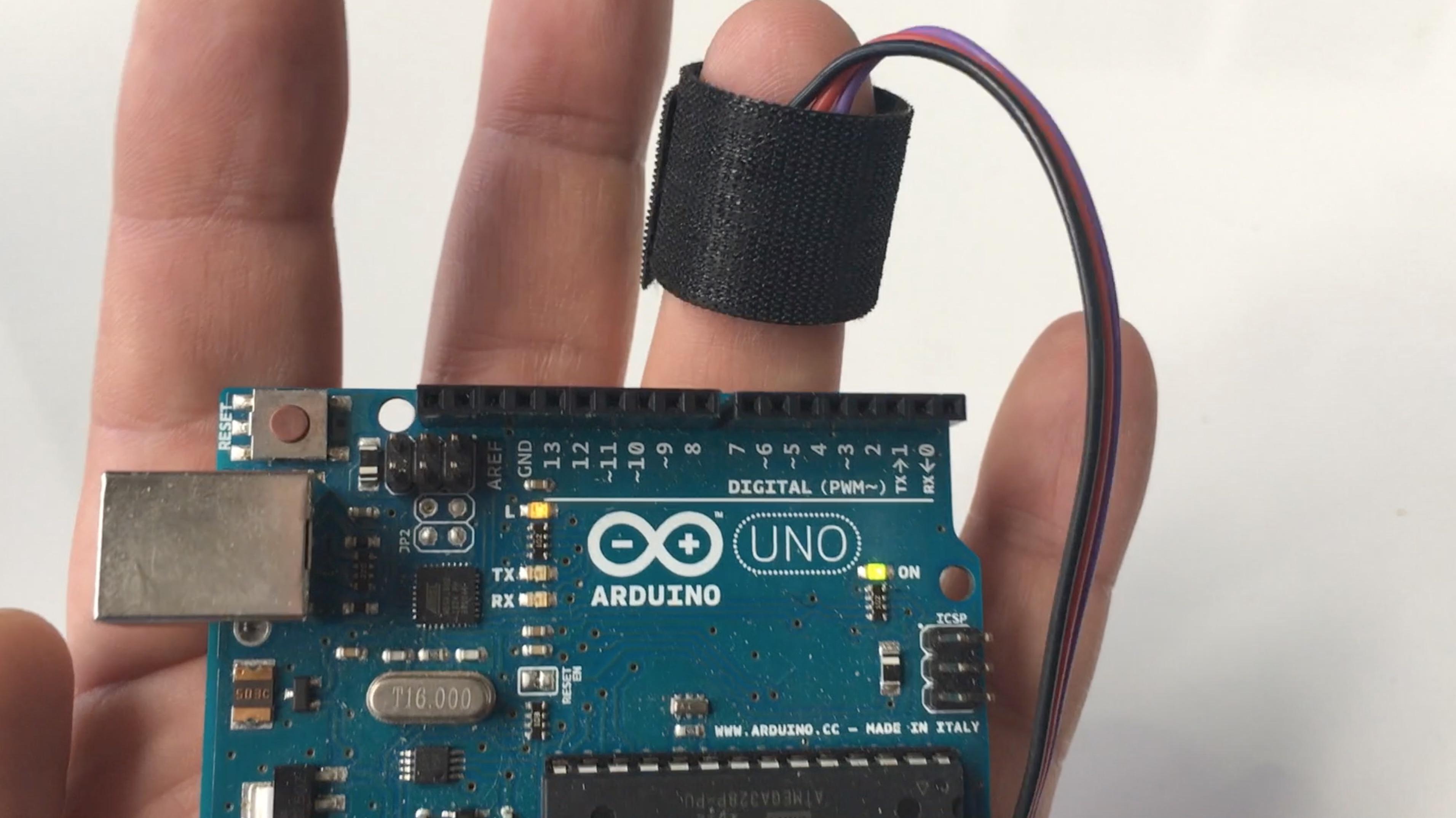 Arduino PulseSensor