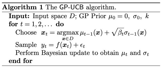 GP-UCB