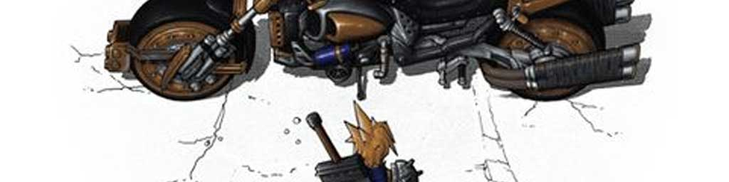 Akira e Final Fantasy VII