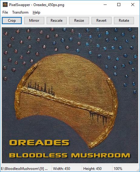 PixelSwapper Screenshot