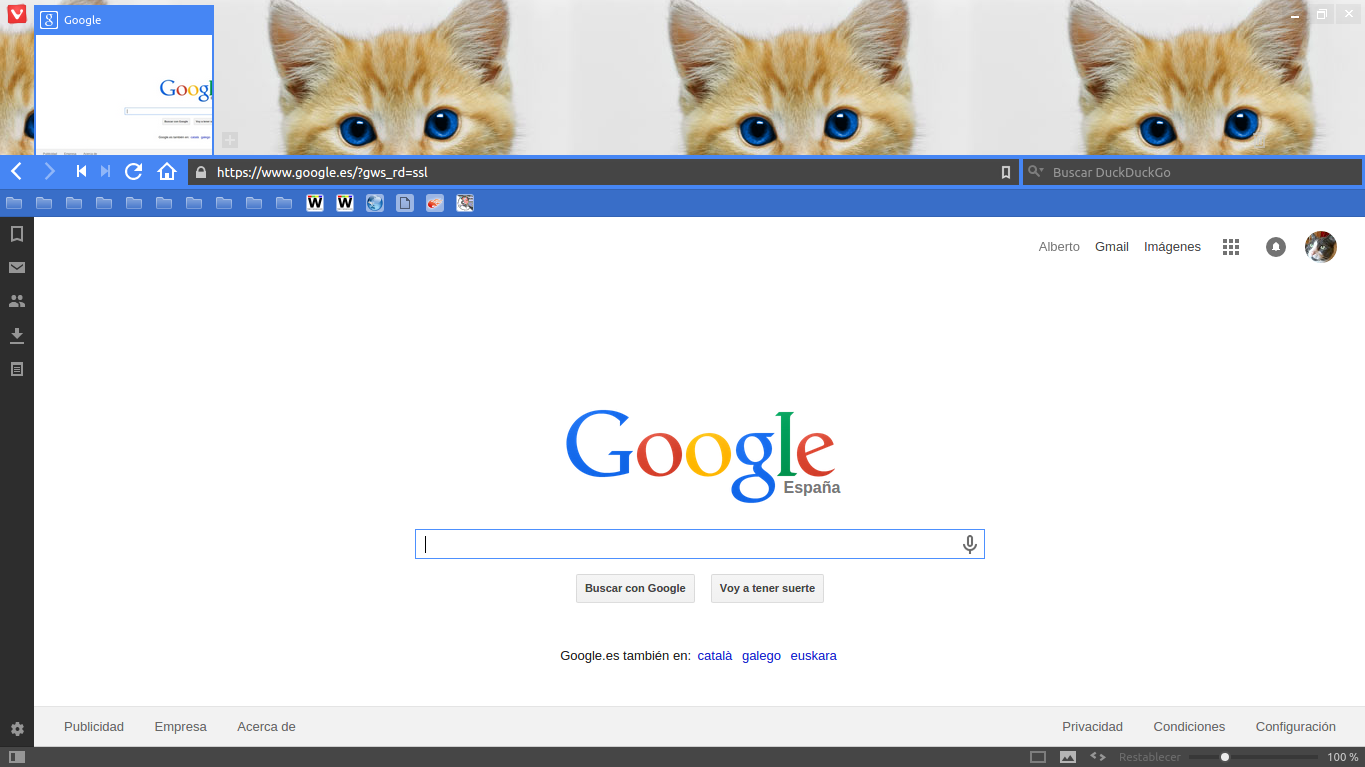Gmail theme css - The Eyes Change With The Color Of The Theme This Is Created With Css Js And Two Images
