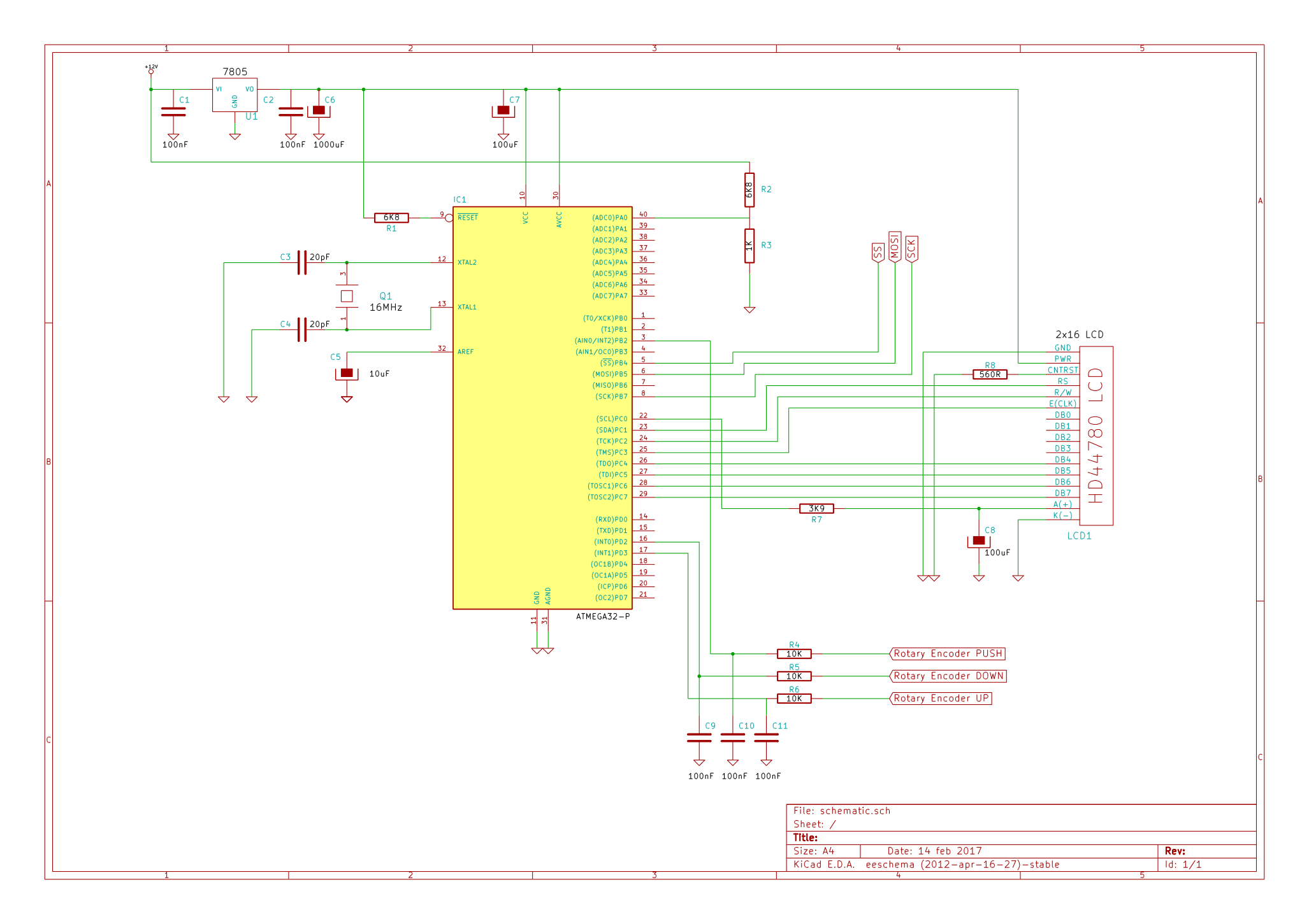 Yo3bn Bitx80 Homemade Ssb Transceiver For 80m Band Circuit Diagram 40m Schematic