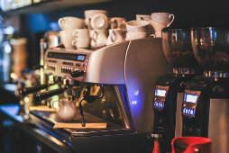 Coffee Machine (Deep C)