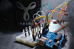 Arduino - Basic Finite State Machine (C)
