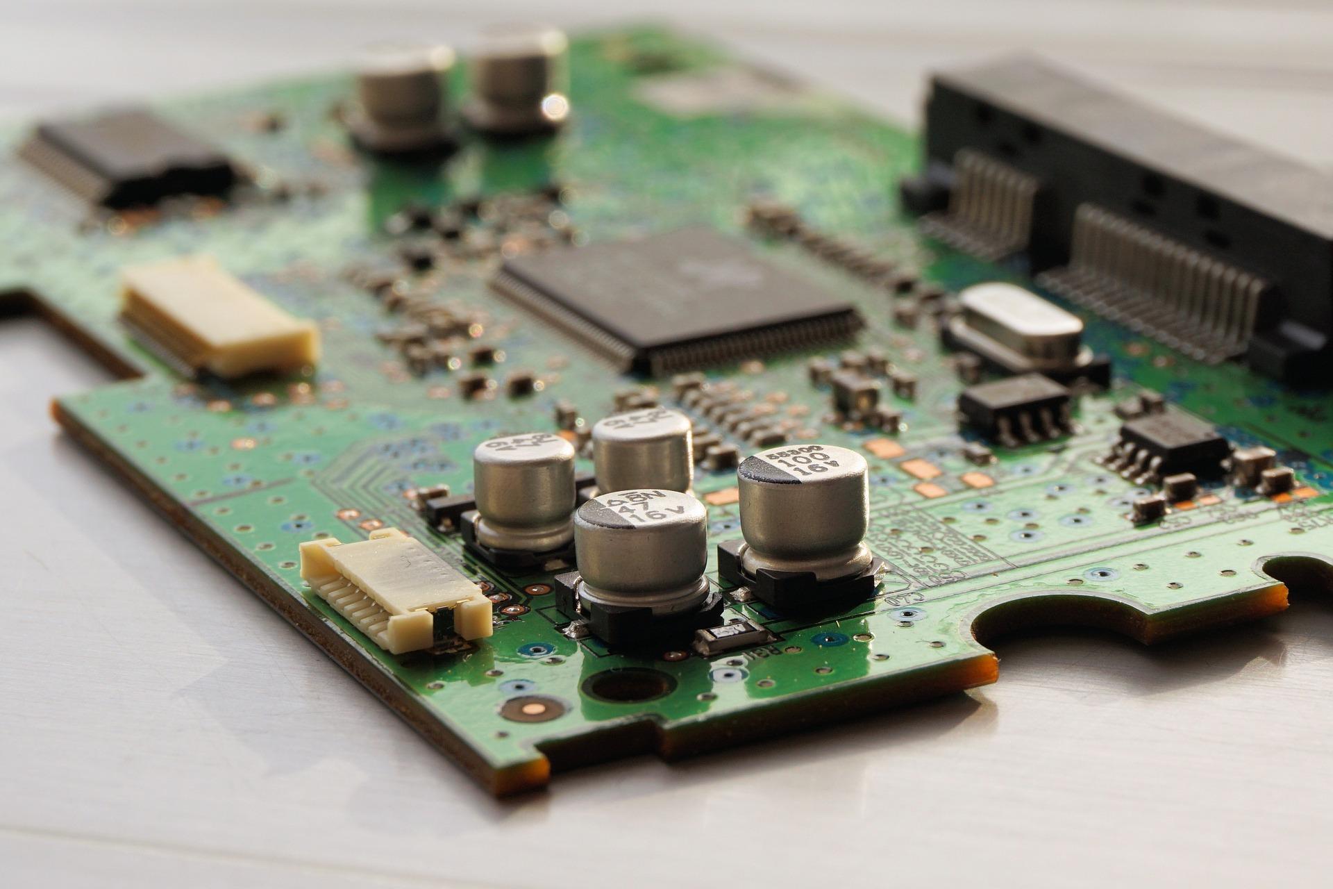 STM32F407 Discovery - Blinky LED (Deep C, Multi SM)