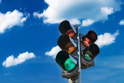 Traffic Light with Multi State Machines