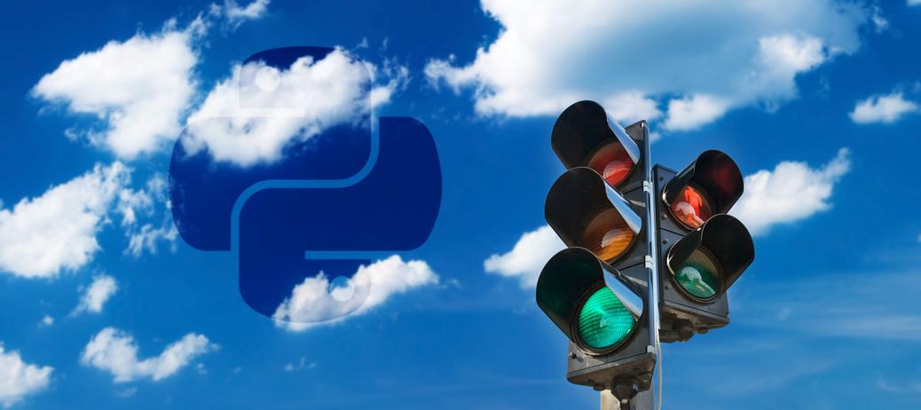 Traffic Light (Python)