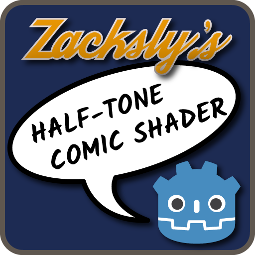 Half-Tone Comic Shader's icon