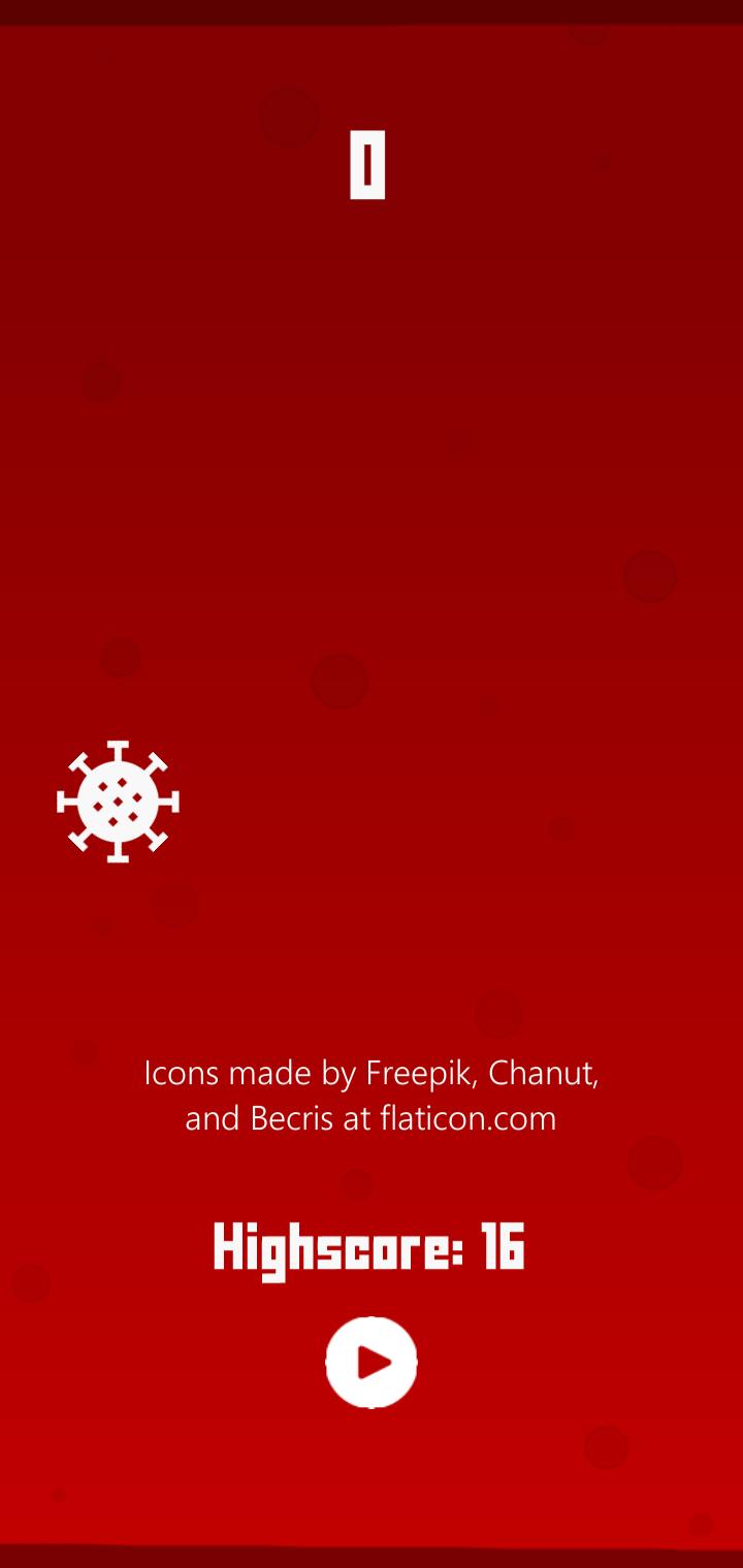 Game Start Screenshot