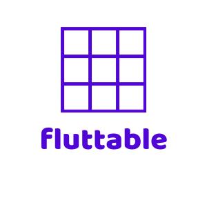 fluttable logo