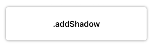 Image of UIView-Shadow
