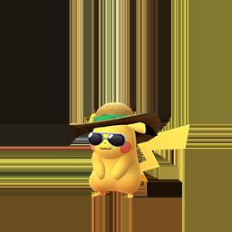 Summer Pikachu