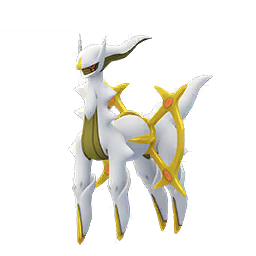 Arceus (Electric)