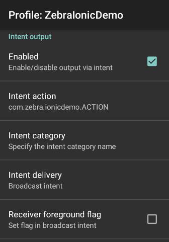 GitHub - Zebra/ZebraIonicDemo: Demo Ionic application using