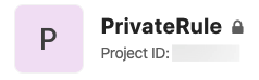 Project ID