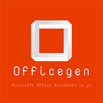 Officegen logo