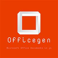 Officegen logo