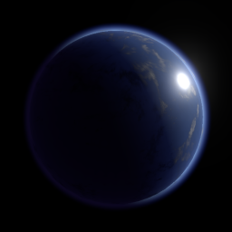 Atmosphere shader's icon