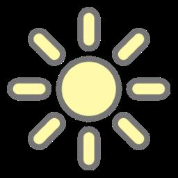 Editor light's icon