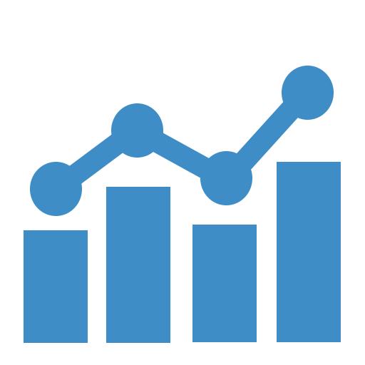 Project statistics's icon