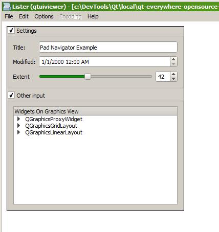 Qt API for WLX plugins - Total Commander