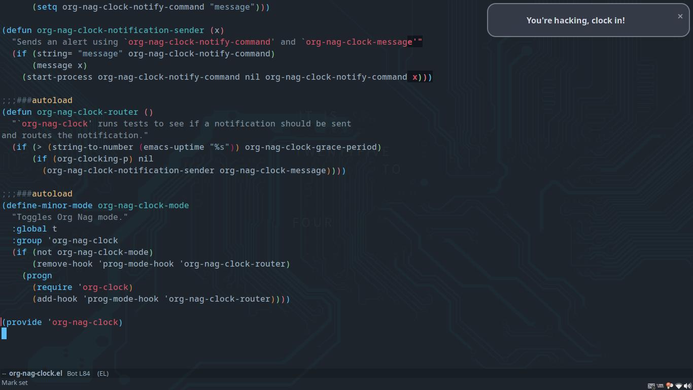 https://raw.githubusercontent.com/a-schaefers/org-nag-clock-mode/master/screenshot2.png