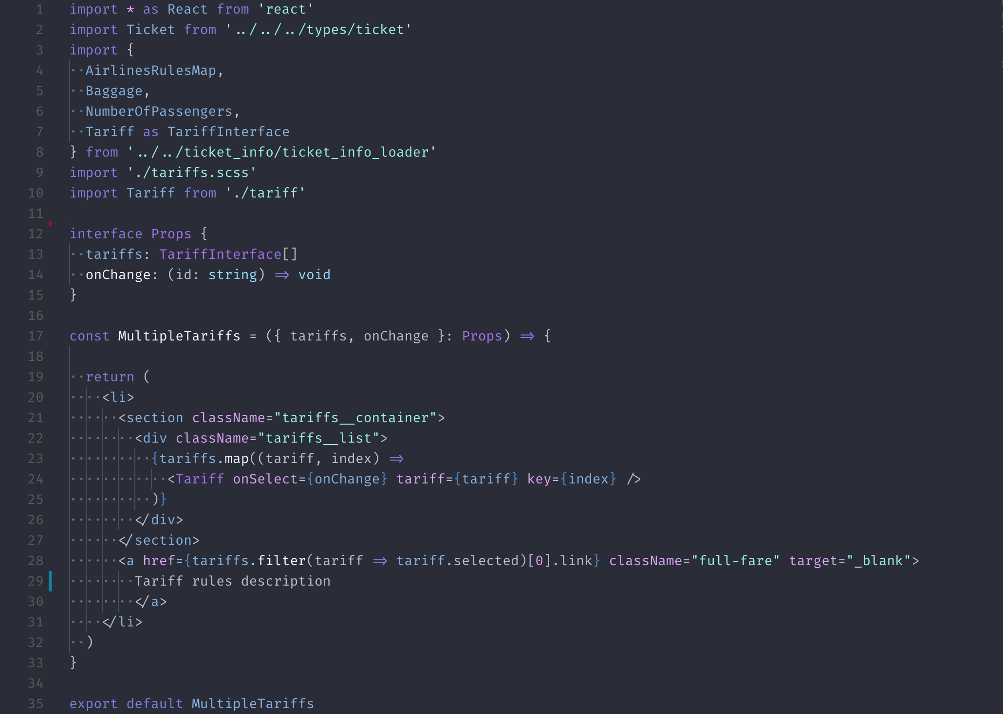 Ariake Dark VS Code theme