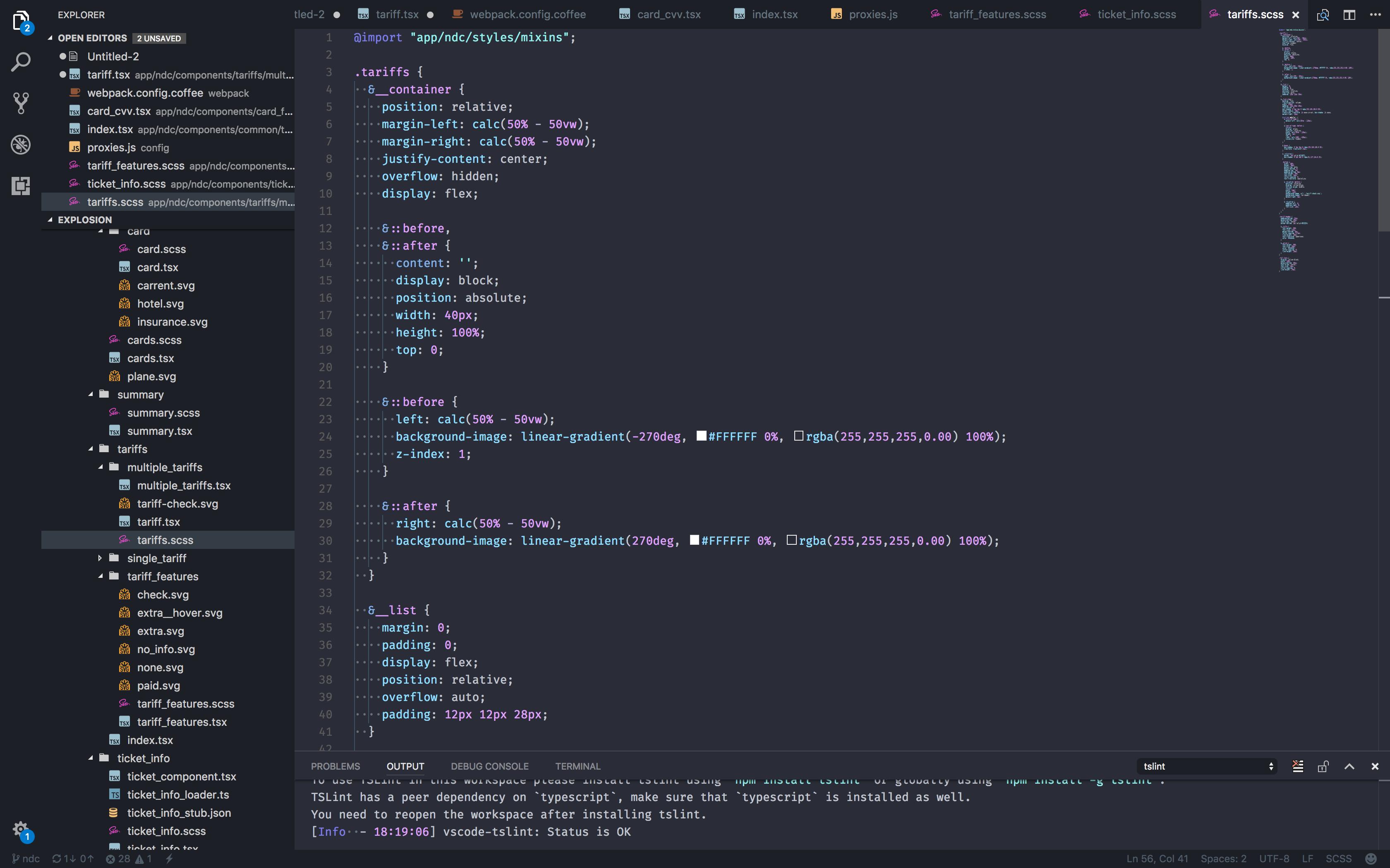 Screenshot example full
