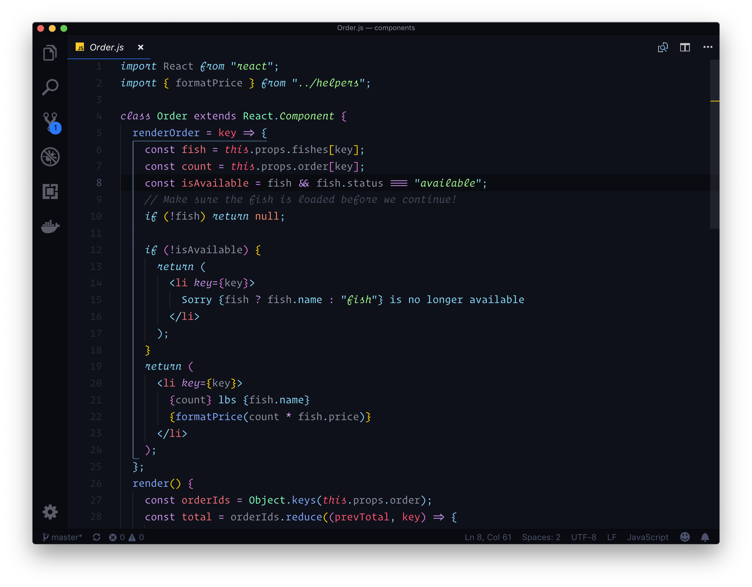screenshot-react