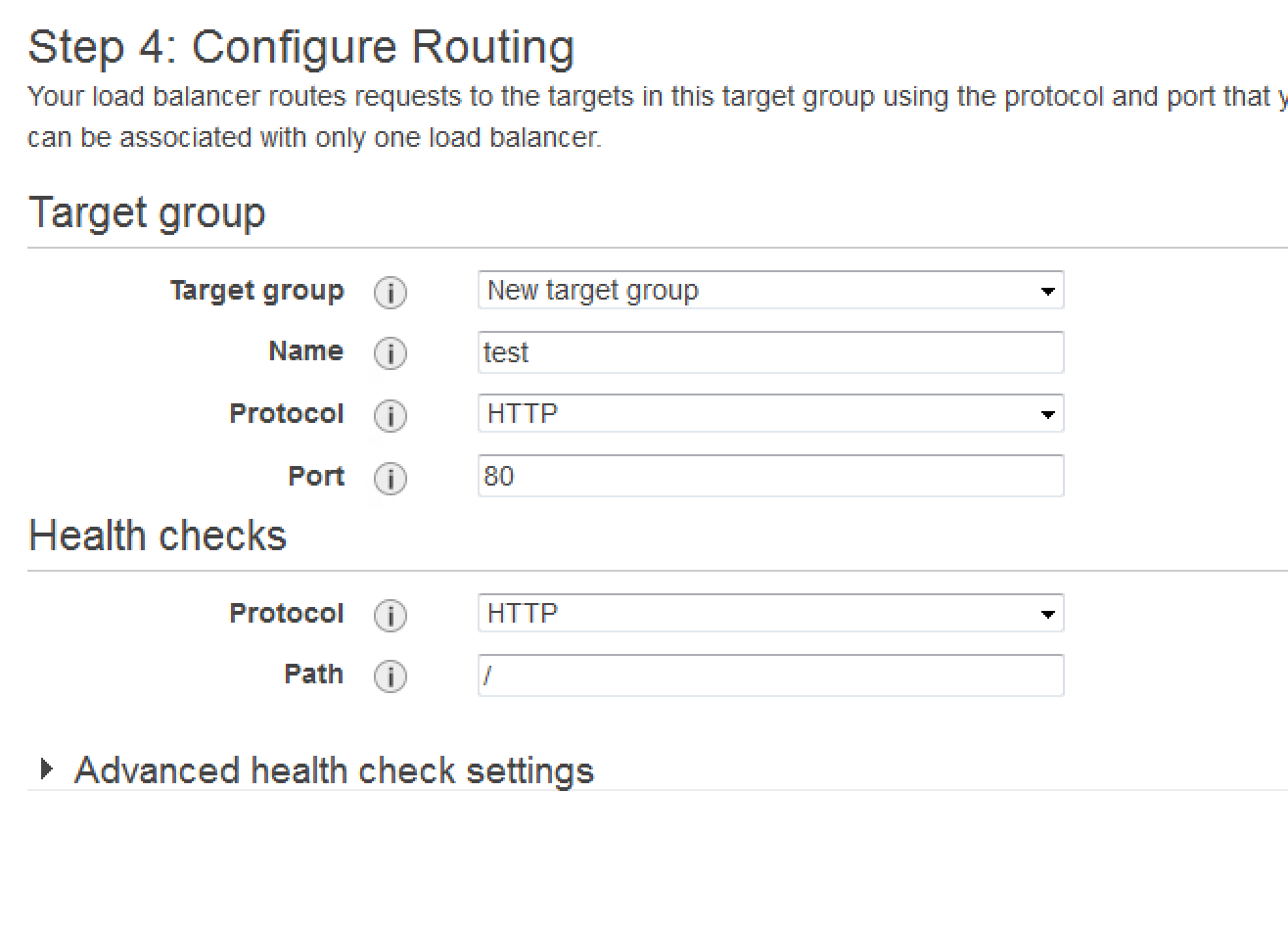 add routing