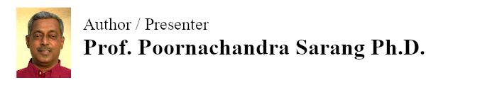 Poornachandra Sarang