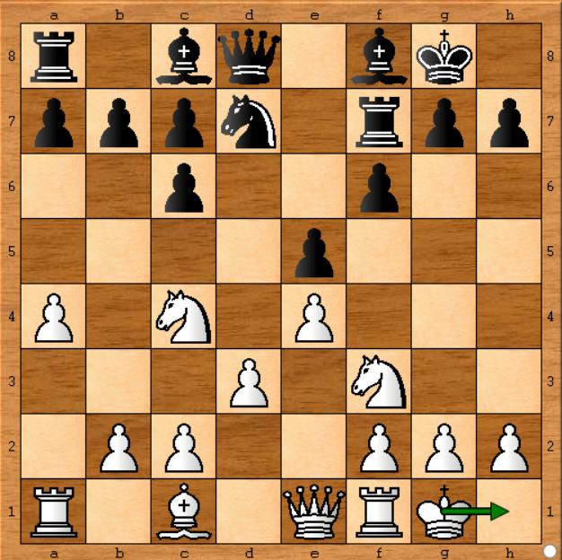 Trò chơi 1 khi di chuyển 11