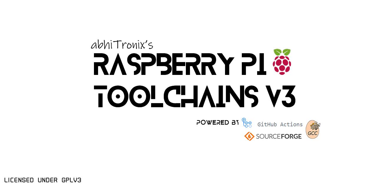 Raspberry Pi Toolchains Logo