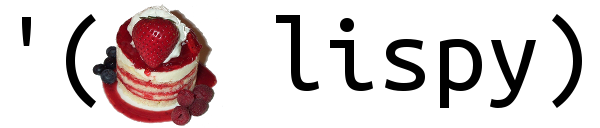 lispy logo