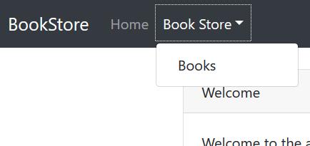 bookstore-menu-items