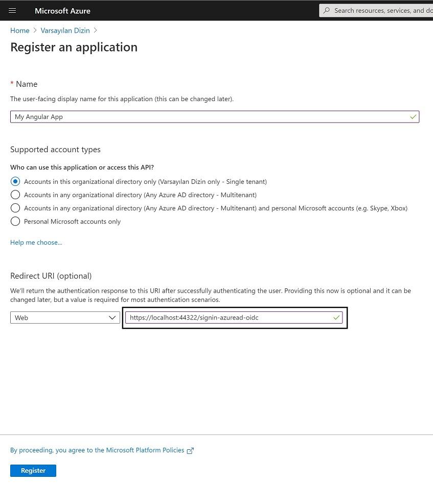 azure-app-register