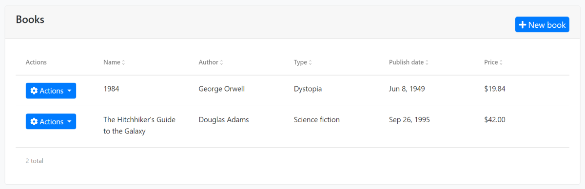 bookstore-books-with-authorname-angular