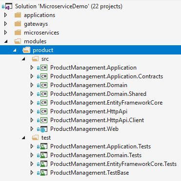 microservice-sample-product-module-in-solution