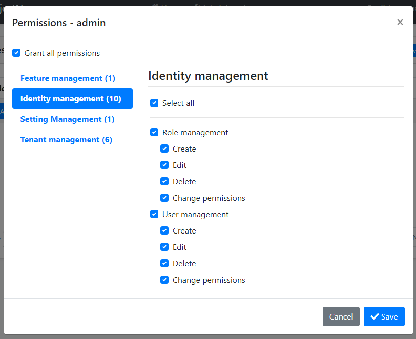 identity-module-permissions