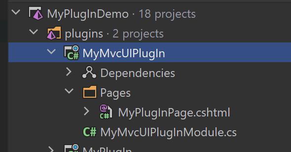 simple-razor-plugin