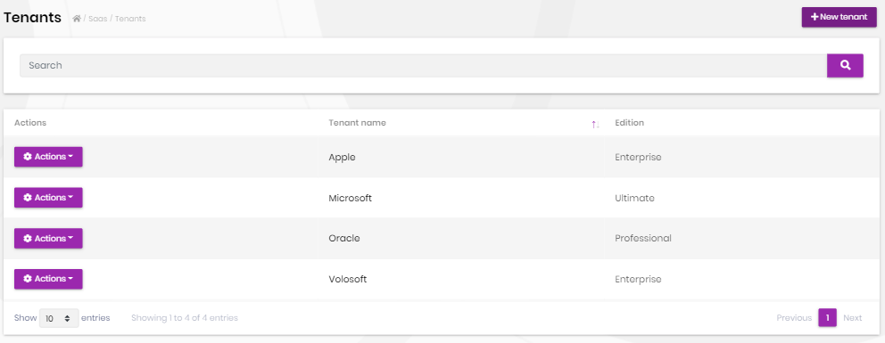 saas-module-tenants-page