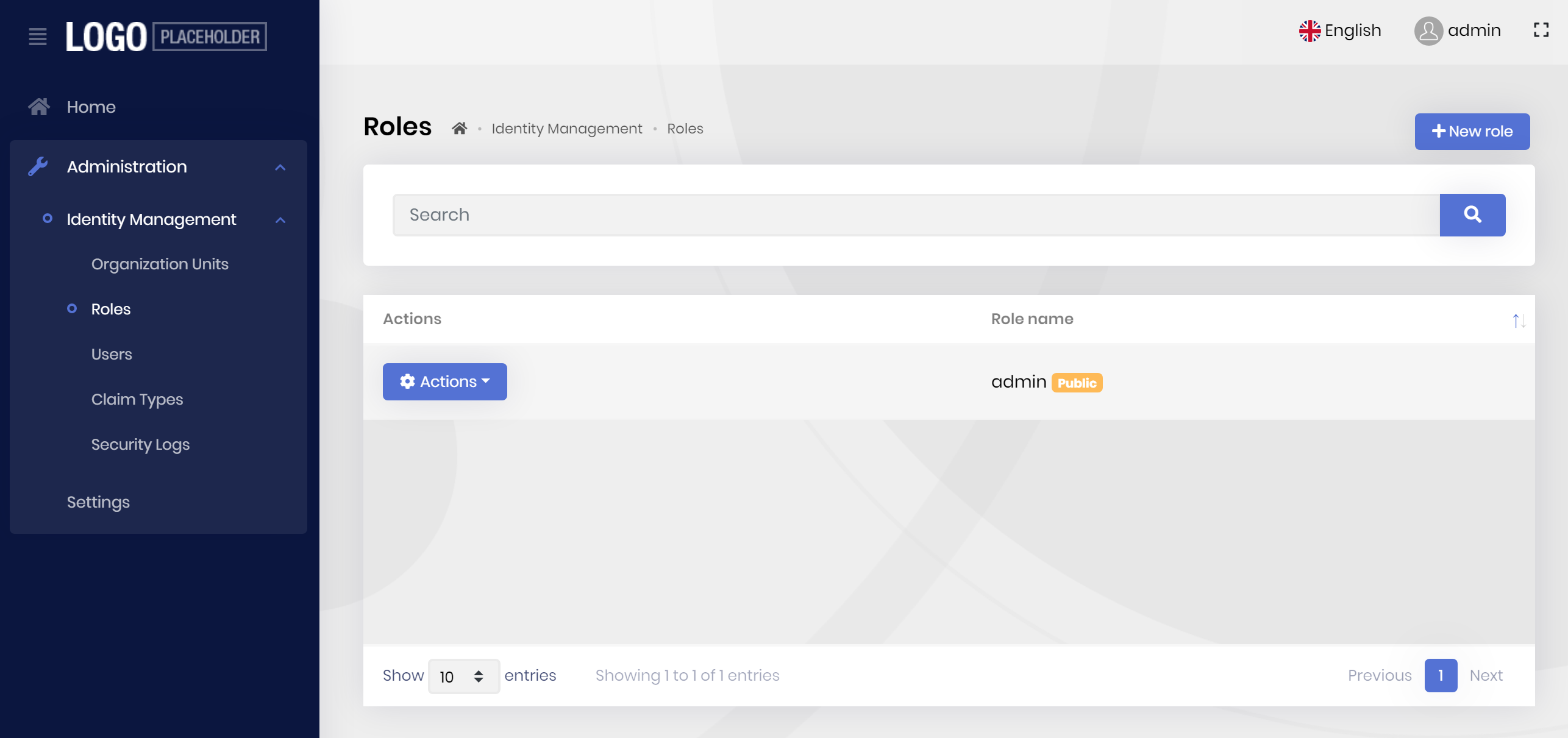 microservice-template-web-app