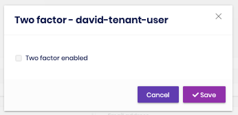 tenant-user-page-2FA
