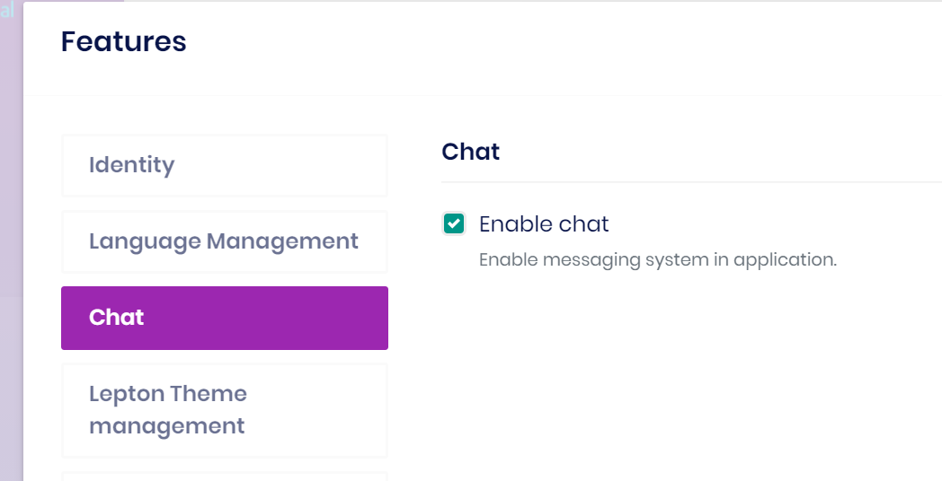 chat-feature