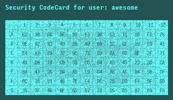 CodeCard logo