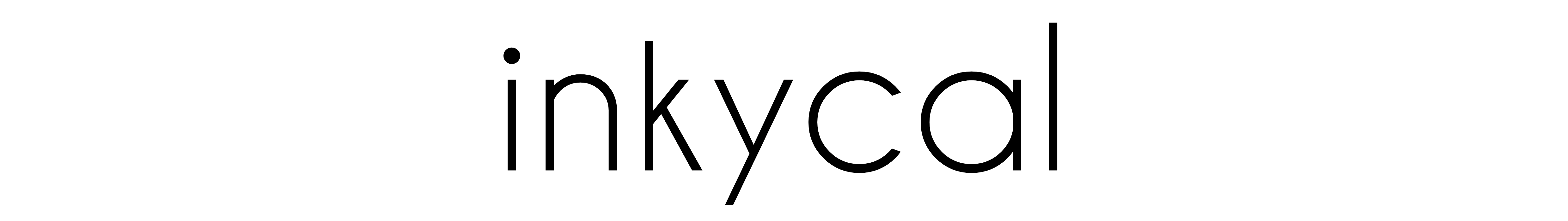 Inkycal Logo