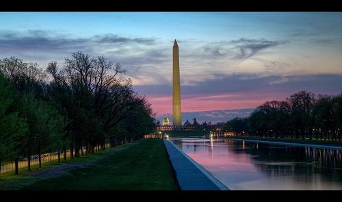 Photo of Washington DC. Taken by casajump (flickr). License: CC BY-NC-SA 2.0.